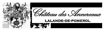 Château des Annereaux lalande de pomerol appellation pomerol chateau des annereaux